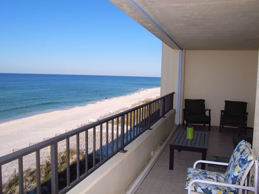 Direct Gulf Front 30ft Balcony 6th Floor Views Great