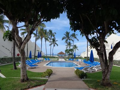 Feb 16-23 ONLY enjoy 7 days in luxury Beachfront Resort SLEEPS 6- 2BR/2BATH