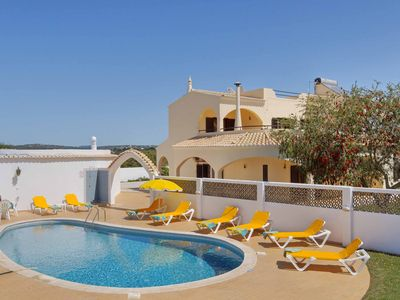 Photo for Villa Jasmin - Close to the local Village, Private large pool, WI-FI & A/C