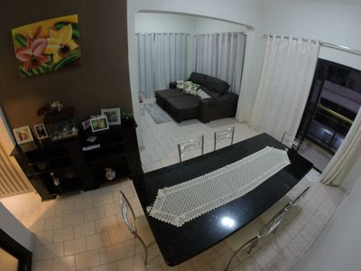 Photo for Large apt 2 bedrooms in the center of Guarapari