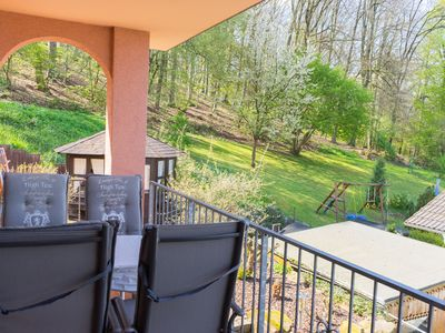 Photo for Very nice apartment for 1-5 people in the front. Odenwald, 10 minutes to the A5
