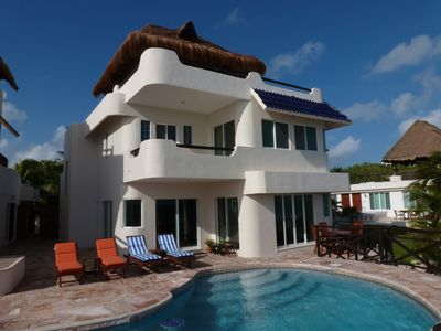 Photo for 4BR House Vacation Rental in Isla Mujeres, Quintana Roo