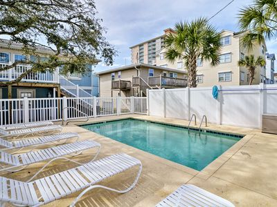 Photo for NEW! Duplex 100 ft to Ocean & Mins to Attractions