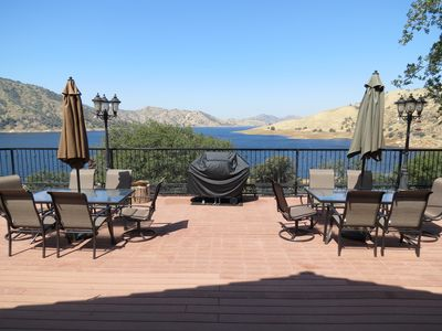 Photo for Large Family Property With Million Dollar Views Across from Lake Kaweah!