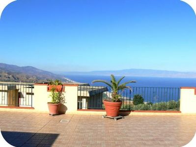 Photo for Holiday apartment Forza d'Agro' for 2 - 4 persons with 2 bedrooms - Holiday apartment in a two famil