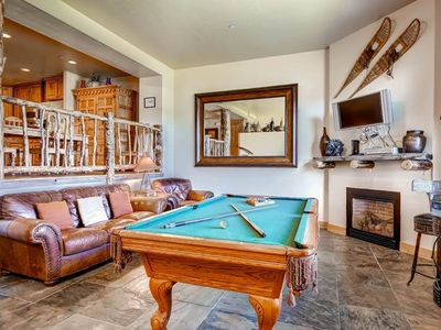 Photo for Private Pool Table & Hot Tub, Close to Canyons BHV5547