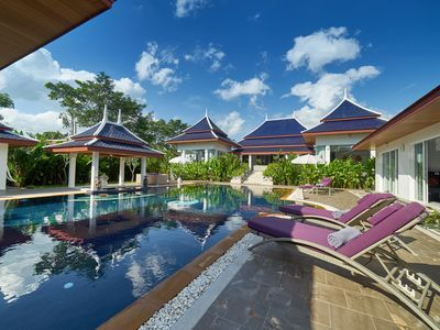 Photo for Luxury two bedrooms in Blue Dream Villa and Pool, Bang Tao, Phuket