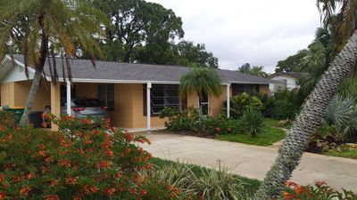 Photo for Outstanding 2 bedroom house on Saltwater Canal