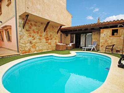 Photo for Casa Cas Muré - Pool - Wi·Fi - Charming house - House for 6 people in Porreres