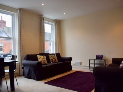 Photo for Spacious 1 Bedroom Flat in Dublin - One Bedroom Apartment, Sleeps 2