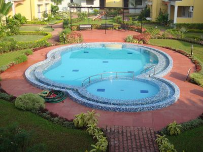 Photo for 2BR Apartment Vacation Rental in Colva, Goa