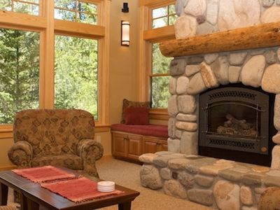 Photo for The Cabin at Fawn Glen in Mazama, Wa, Close to Ski Trail, 3 Bedroom , Sleeps 8!