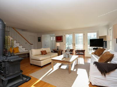 Photo for Charming Cozy Southampton Village House 4 minutes from the Beach