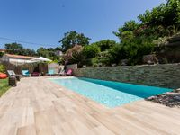 A beautiful property, for a quiet relaxing stay. 15 minutes from Ajaccio airport.