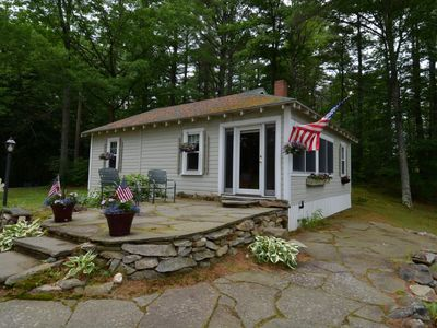 Photo for Smith River Cottage - Easy access to Lake Wentworth & Crescent Lake - Wolfeboro
