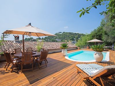 Photo for Wonderful 6 bedrooms villa in Le Cannet