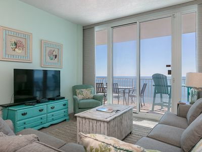 Photo for HAVE A BALL with Kaiser in Lighthouse #1813: 2 BR/2 BA Condo in Gulf Shores Sleeps 8