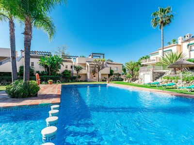 Photo for 3 Bedroom Penthouse in Las Brisas, Marbella