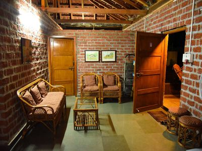 Photo for Lakeview cottage in scneic Kolvan valley near Lonavala/Pavana