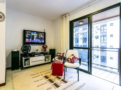 Photo for Practical Apartment Near Everything