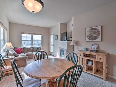 Photo for NEW! Fraser Condo w/Mtn Views - Walk to Downtown!