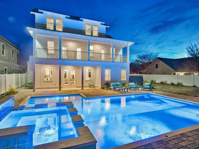 Photo for Destin Oasis | MOST INCREDIBLE POOL | Weddings | Game Room | Golf Cart