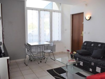 Photo for Apartment Perros-Guirec, studio flat, 2 persons