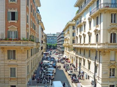 Photo for Perfect Spanish Steps-Piazza Popolo-Bright-Comfort-Washer-Dryer-Lift-Free WiFi