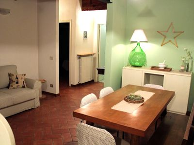 Photo for Zia Tata - Lovely apartment in the heart of the city (ground floor, Wi-fi)