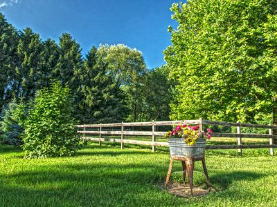 Photo for Love American charm?  Welcome to the Farmhouse Stay and bring the kids too!