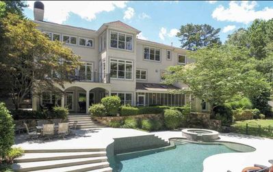 Photo for Margarita Manor private luxury on Lake Lanier in the heart of it all