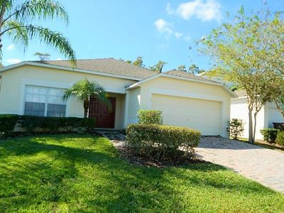 Photo for 4 Bedroom Orlando Vacation Pool Home with Games Room, Outdoor Spa, Conservation View and Free WIFI!