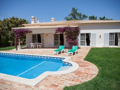 Photo for Private, spacious and attractive villa with a private pool