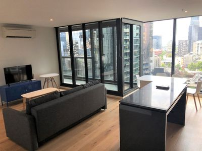 Photo for Amazing 3-Bedroom in the Manhattan tower!!