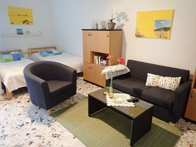 Photo for Holiday apartment Hohwacht for 1 - 2 persons - Holiday apartment