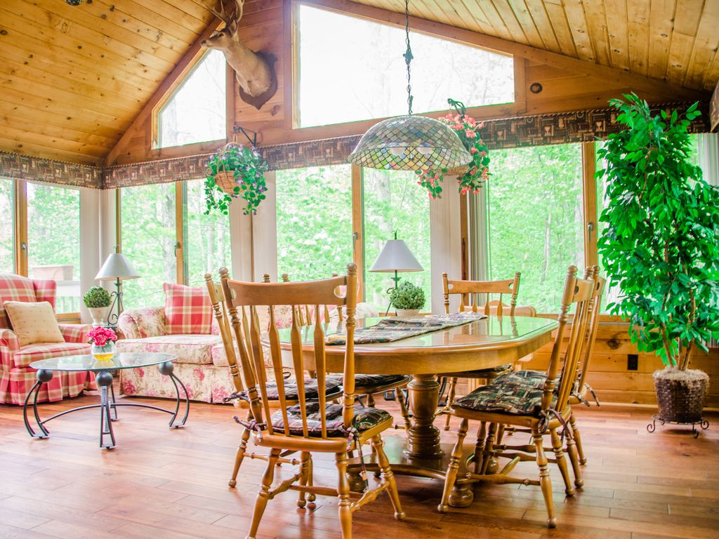in poconomtns the water silver resort cabins birches welcome credit from manhattanite view a mountains to pocono