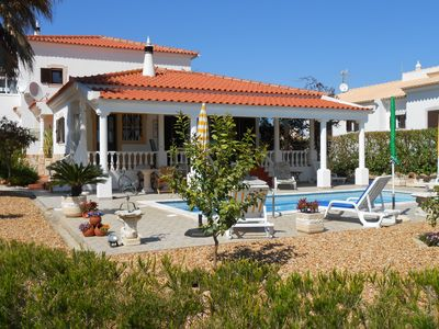 Photo for Pretty holiday home with pool and garden for the whole family from 2 to 10 pax