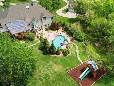Photo for Gorgeous 6500 sq. ft. Home, Sleeps 14. Great for Families & Groups!