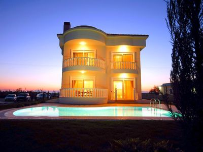 Photo for ANTALYA BELEK 4+1  FAMİLY VİLLAS WİTH PRİVATE POOL