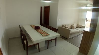 Photo for BEAUTIFUL APARTMENT SEEN THE SEA, 150 MTS FROM THE BEACH.