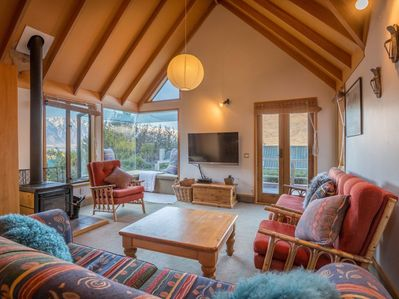 Evergreen Haven - Queenstown Holiday Home