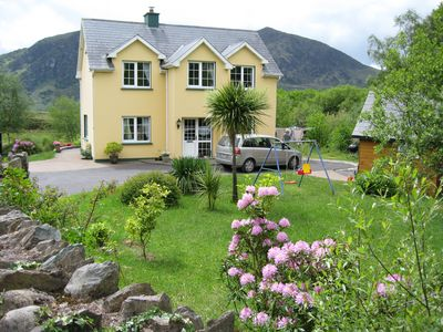 Photo for Idyllic and very quiet, central location, pure Ireland, panoramic view