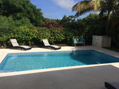 Photo for Luxury Holiday 3 bedroom Villa w/ private pool & a/c.  Sleeps 6-8