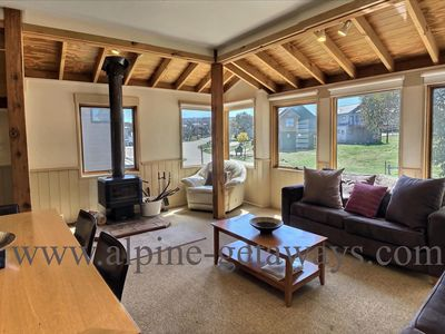 Photo for Blue Bird Chalet - alpine-getaways