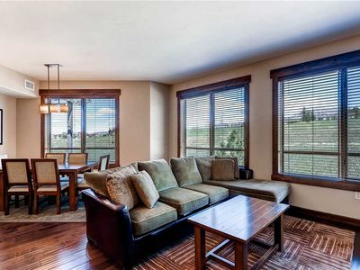 Photo for 2 Bedroom Luxury Condo - Great for a Summer Vacation in Steamboat