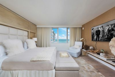 Enjoyable Luxury Ocean Front 3 Bedroom Hotel Residence Miami Beach South Beach Download Free Architecture Designs Grimeyleaguecom