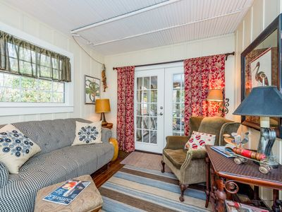 Photo for Updated 2BR Home w/ Screened Porch - 10 Minutes to Black Mountain