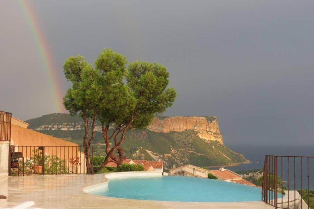 Cassis House Rental   Sea View