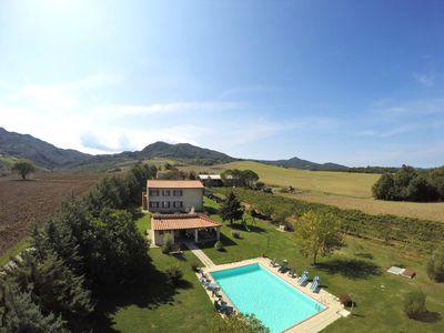Photo for Rural Tuscany   Agriturismo le Selvole   Pool & Garden 30 min from the beach