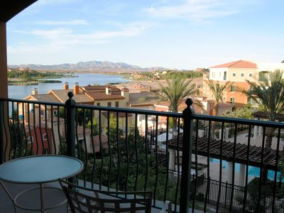 Photo for Lake Las Vegas Condo - a Different Side of Vegas!